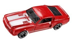 shelby gt500 '68 hot wheels 2013