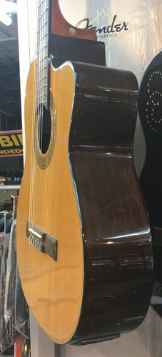 shelter gc3932 guitarra electrocriolla corte concierto eq