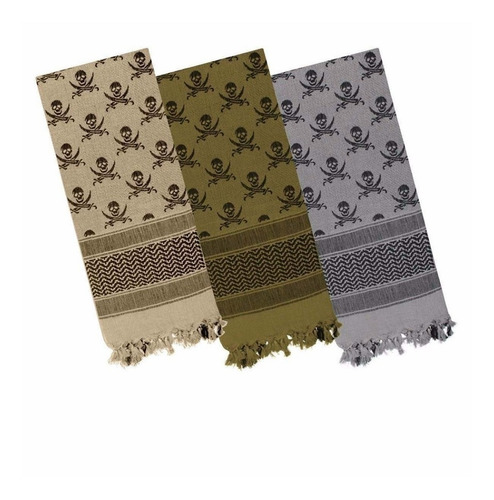 shemagh tactico militar made in india