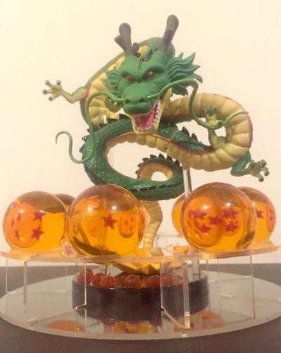 shenlong dragón ball incluye esferas del dragón