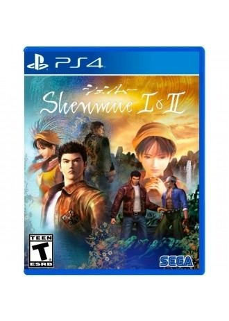 shenmue i&ii ps4