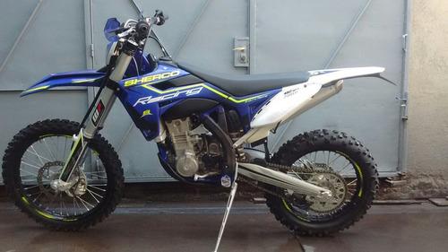 sherco 450 sef-r impecable  / panella motos