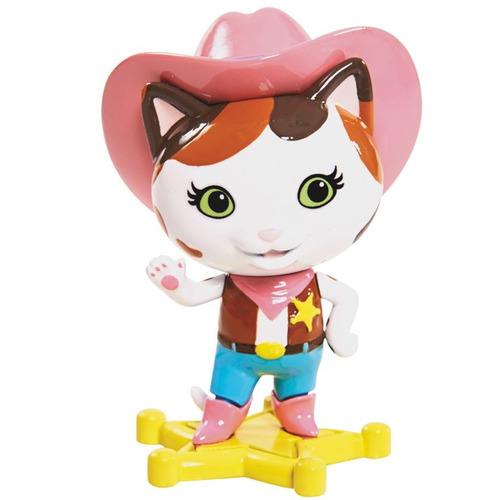 sheriff callies set por 5 muñecos original - fair play toys