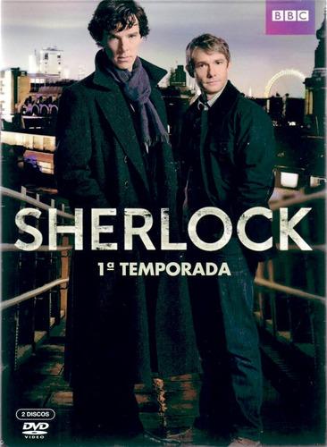 sherlock bbc temporada 1 uno primera dvd