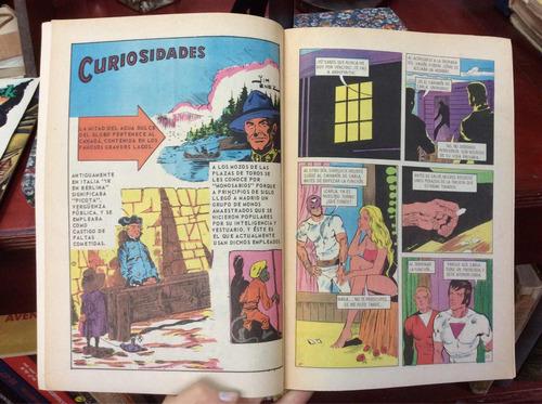 sherlock holmes año i no 10 1974 cómic antiguo enmascarado