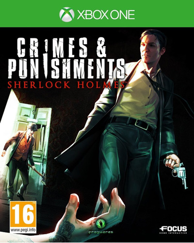 sherlock holmes: crimes & punishments xbox one original