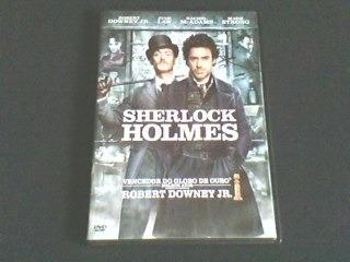 sherlock holmes dvd original com robert downey jr.