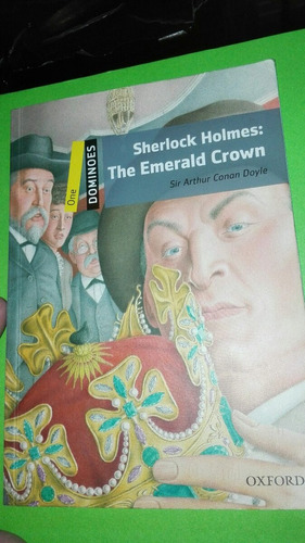 sherlock holmes the emerald crown