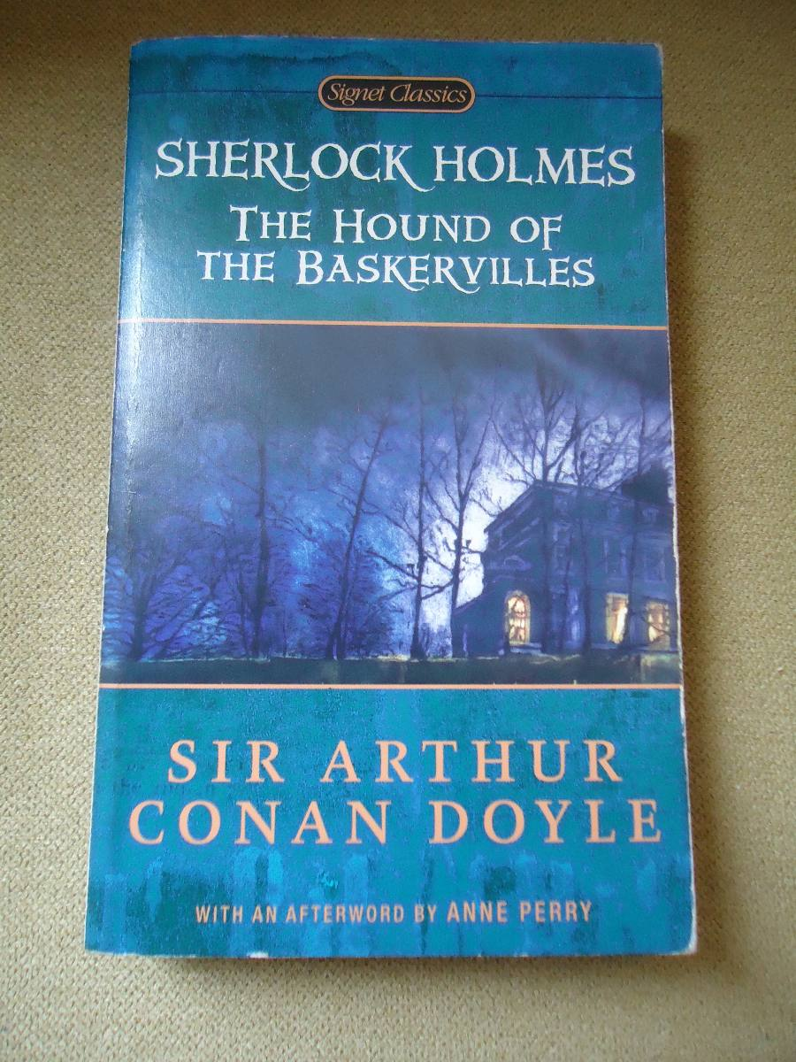 Sherlock Holmes Hound Of The Baskervilles Book