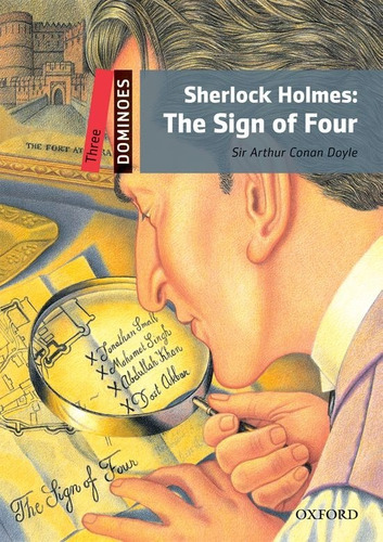 sherlock holmes the sign of four stage 3 oxford with cd rom