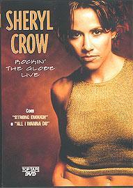 sheryl crow - rokin the globe live dvd lacrado