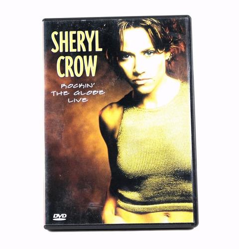 sheryl crow - rokin the globe live dvd lindo!!!
