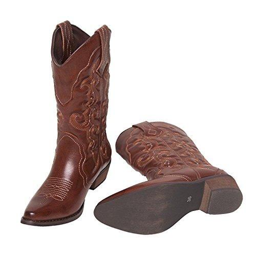 shesole - botas de invierno para mujer, diseño de vaca