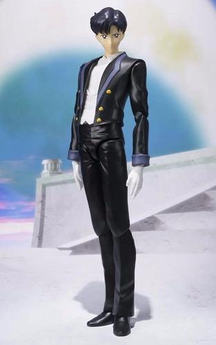 s.h.figuarts sailor moon - tuxedo mask ver. jp