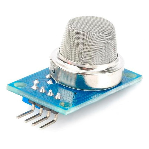 shield arduino sensor detector de fumaça e gases mq2