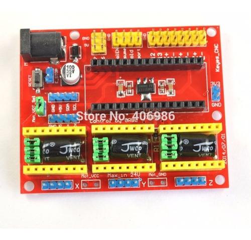 shield cnc  arduino nano