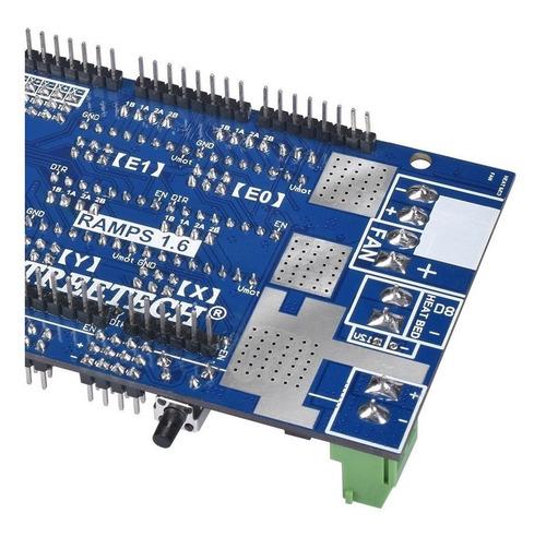 shield ramps 1.6 impressora 3d reprap