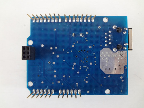 shield rede ethernet para arduino - pronta entrega