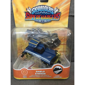 Shield Striker Skylanders Supercharger Lacrado