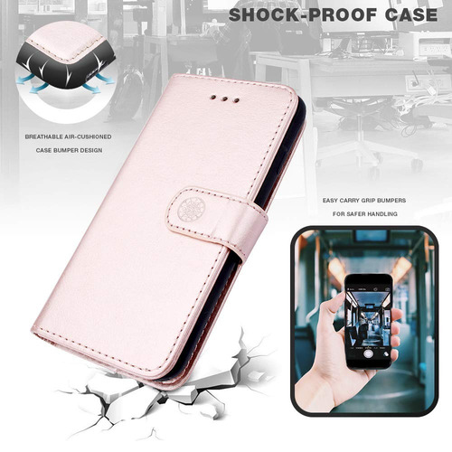 64455fa8cde5 Shields Up iPhone Xr Wallet Funda, [detachable] Magnetic Wal