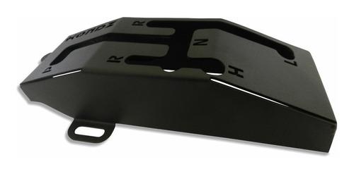 shift plate + alavanca de câmbio utv maverick x3 brp