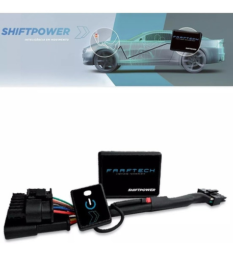 shift power cruze 2011 a 2016  aumento de potencia faaftech