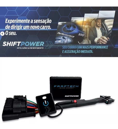 shift power hilux 2005 a 2015 aumento potencia faaftech