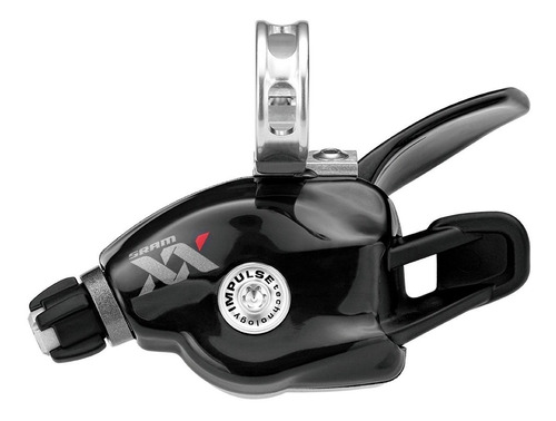 shifter bicicleta montaña sram xx trigger 2x10 carbono