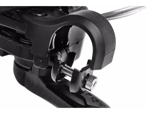 shifters integrados cambio y freno shimano tourney tx800 24v