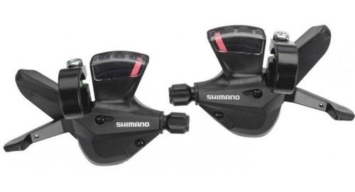 shifters shimano 3x7 sl-m310 21 velocidades nuevos altus