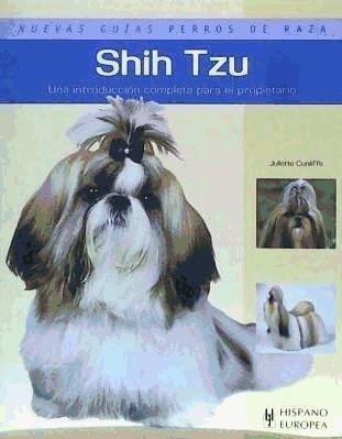 shih tzu(libro )