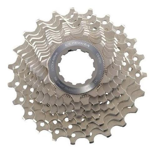 shimano cs-6700 ultegra bicycle cassette (10-speed, 11/25t)