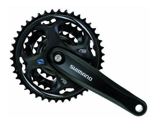 shimano fc -m311- l alivio / acera / altus cadena rueda set