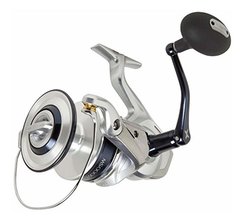 shimano saragosa sw, offshore saltwater spinning