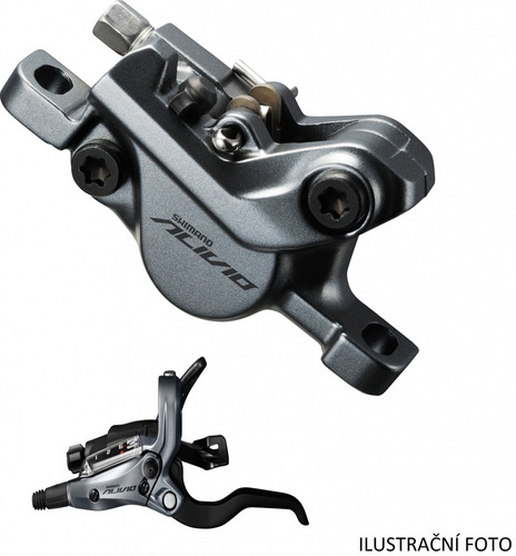 shimano shifter freno integrado rapidfire alivio st m4050 9v