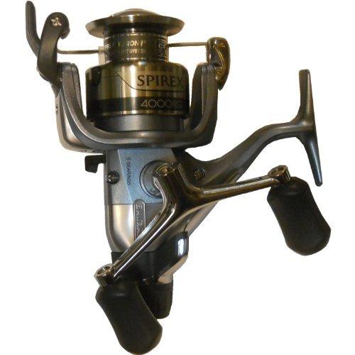 shimano spirex carrete spinning rg (5.7:1), heavy medium, 1
