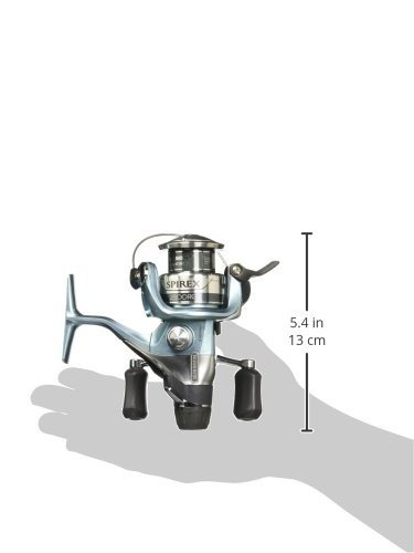shimano spirex carrete spinning rg (6.2:1), ultra light, 4