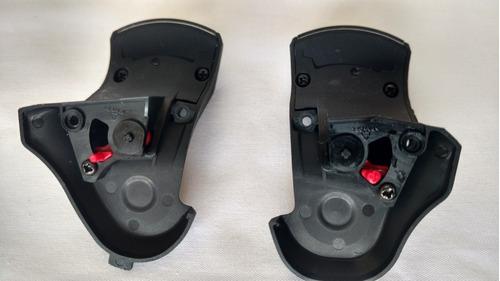 shimano xt sl-m780 par tampa com indicador para rapid fire
