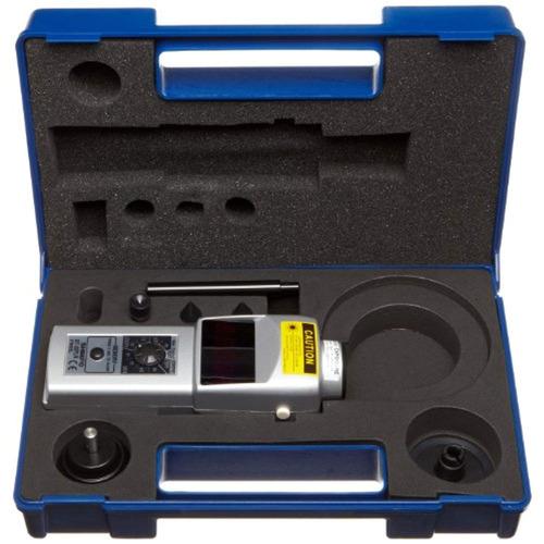 shimpo dt-207lr handheld tacómetro con 6