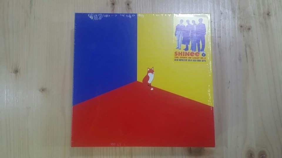 Shinee 6to Album The Story Of Light Ep 3 Envio Gratis