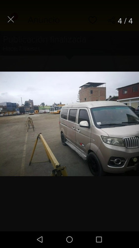 shineray andina 2015 vans pasajeros