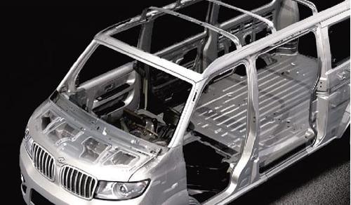 shineray furgón vidriado 2 puertas con ventanas.