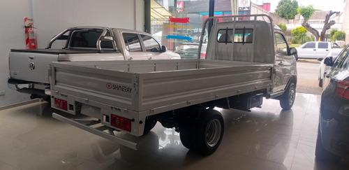 shineray t30 cabina simple dual  ///  nuevo modelo