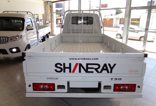 shineray t30 c/simple abs, ebd, esp full p/ 1 ton 0km my20