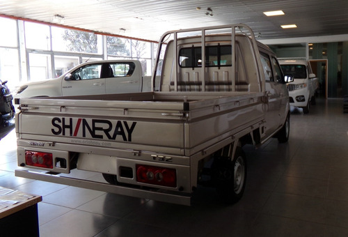 shineray t32 d/cabina full abs+ebd 0km año 2019 bonificado