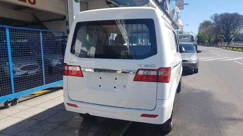 shineray x-30 furgon  l  vidriado con asientos