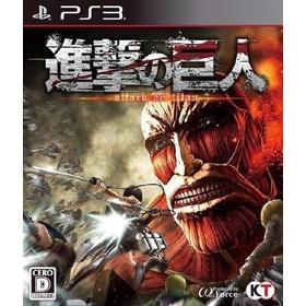 Shingeki No Kyojin Attack Ontitan Oferta Juego Digital Ps3
