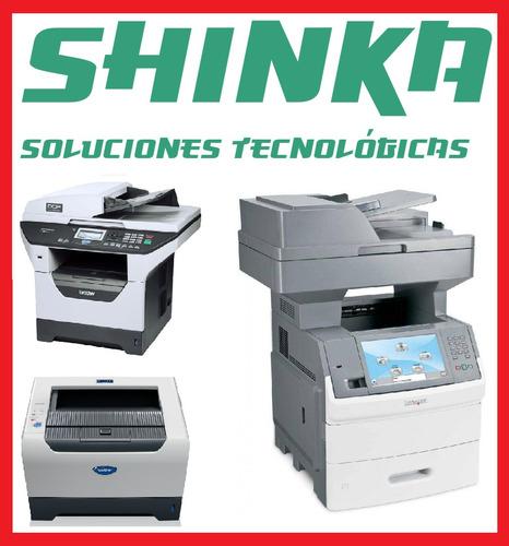 shinka: alquiler scanner / digitalización + servicio técnico