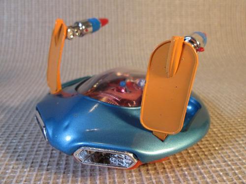 shinsei mini power platillo volador de los años 70s (s/caja)