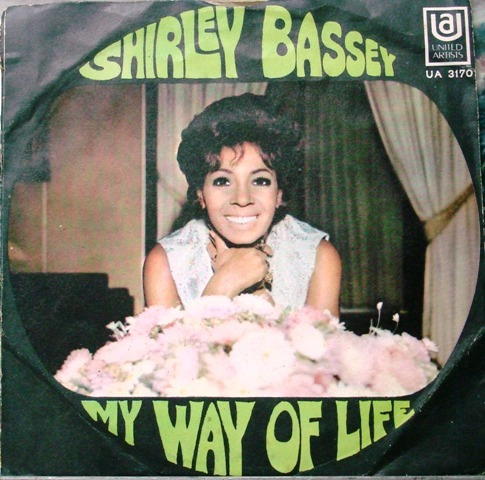 shirley bassey -  compacto vinil -  concerto d'autunno 1969